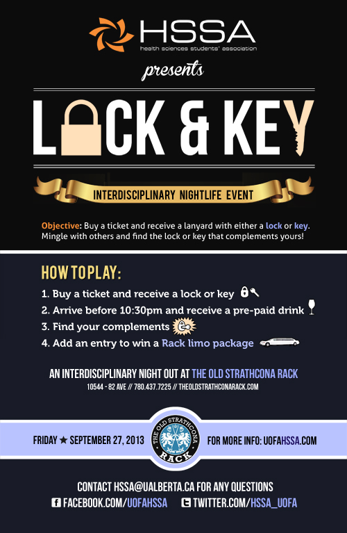 HSSA - Lock and Key Poster_promotion