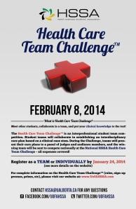 Healthcare Team Challenge - Poster copy
